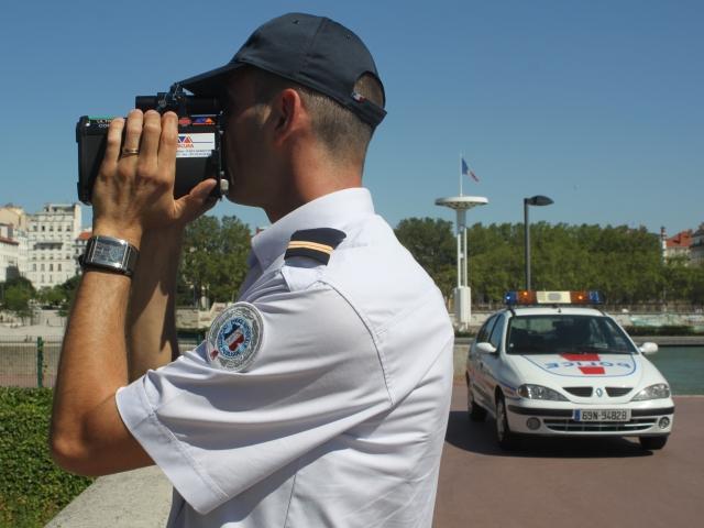 Alerte pollution à Lyon : les contrôles de vitesse renforcés