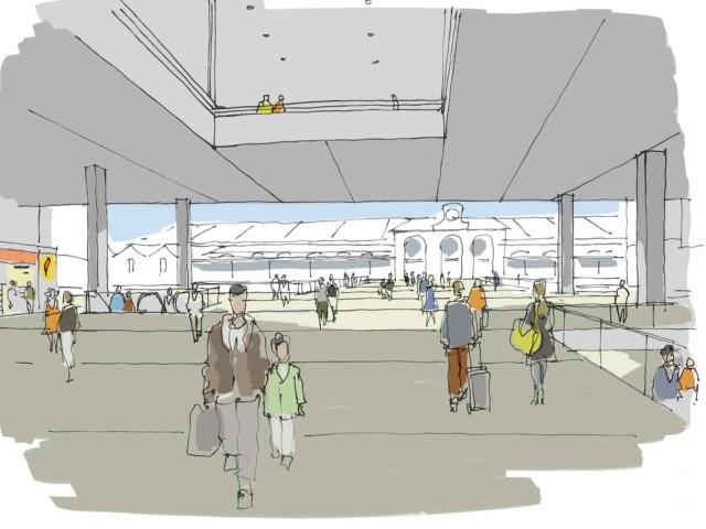 Le nouveau visage de la gare de Lyon-Perrache au menu du conseil communautaire
