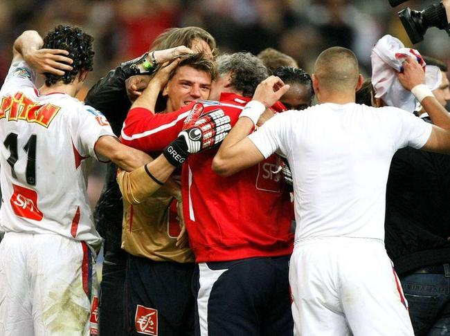 Grégory Coupet aurait aimé jouer le match OL-PSG de dimanche