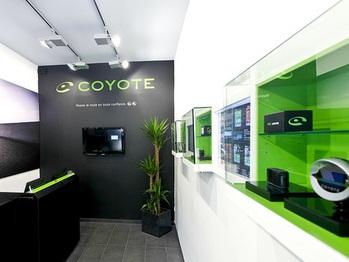Le premier Coyote Store de province à Lyon