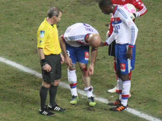 OL : Cris va manquer la finale de la Coupe de la Ligue