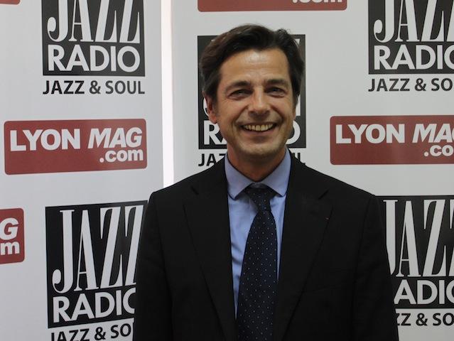 Emmanuel Hamelin, candidat UMP sur la 2e criconscription du Rhône