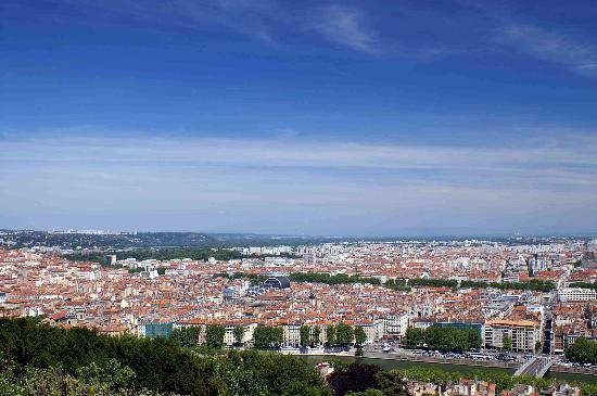 Il fait bon vivre à Lyon