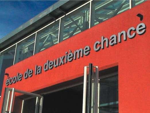 L'école de la deuxième chance de Vaulx-en-Velin labellisée