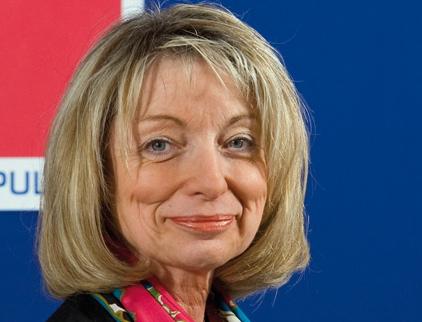 Françoise Grossetête, élue député européen de l'année dans le domaine de la santé