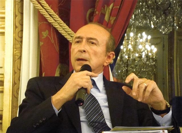 Sarkozy sur TF1 : Gérard Collomb a « trouvé ça chiant »