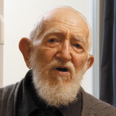 Hommage : le dernier autoportrait de l'abbé Pierre