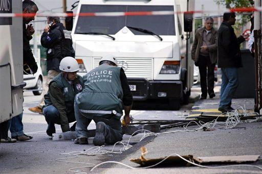 Deux convoyeurs de fonds agressés à Oullins mercredi