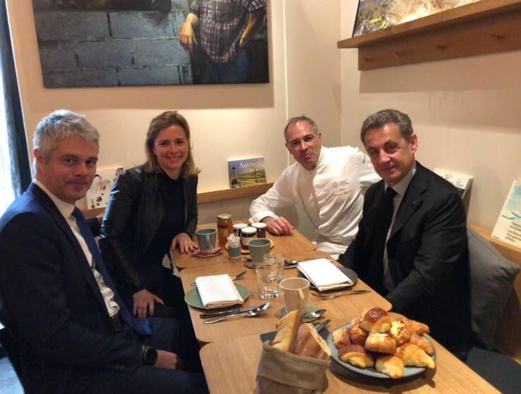 Le petit-déjeuner de la réconciliation entre Wauquiez et Sarkozy ?