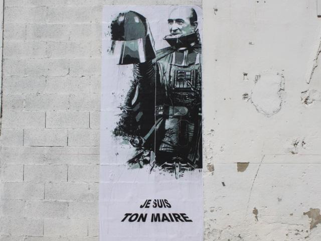 """""""Je suis ton maire"""" : Gérard Collomb a sombré du côté obscur à la Confluence"""