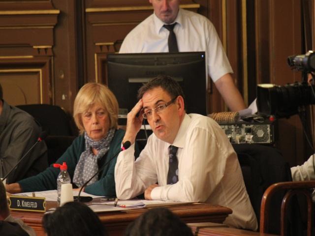 PS : David Kimelfeld prend la tête de la fédération départementale du Rhône