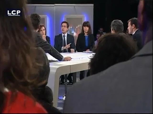 Primaires de l'UMP à Lyon : le débat laisse les autres partis perplexes