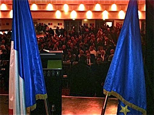 2011 : l'UMP du Rhône a présenté ses voeux aux militants