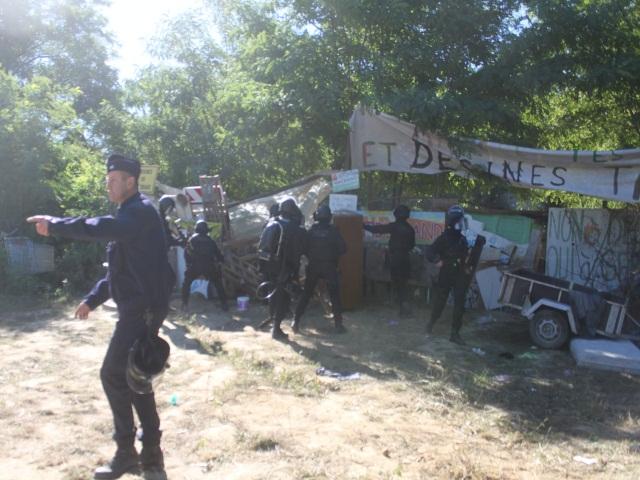 Décines : les Roms et les Fils de Butte expulsés mardi