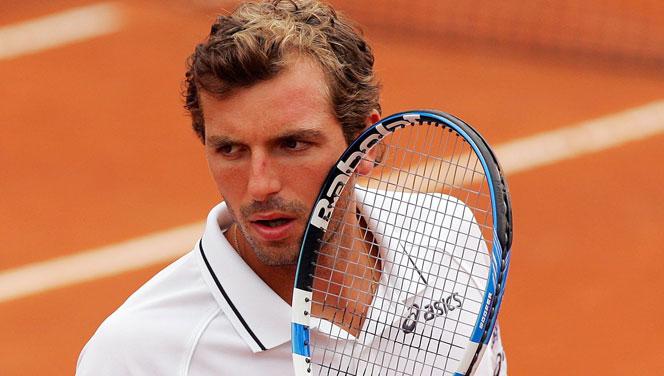 Le bressan Benneteau sort Gulbis à Roland Garros