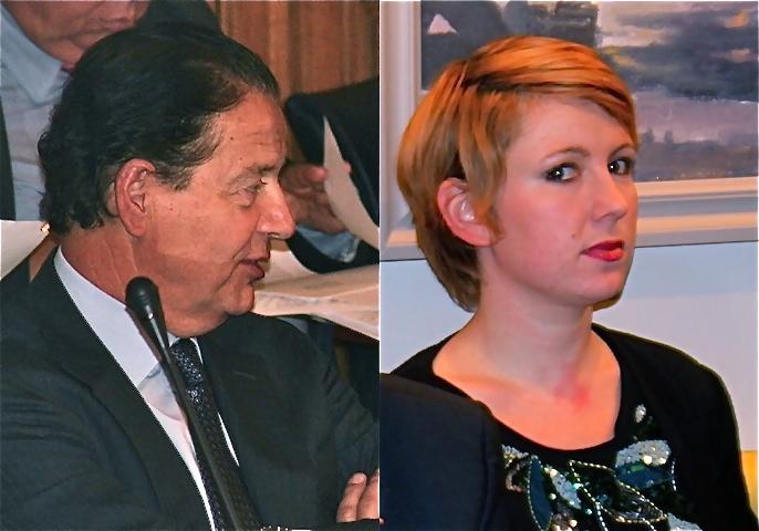 Cantonales : Cécile Michaux (PS) « tout à fait prête à débattre » avec Dominique Perben