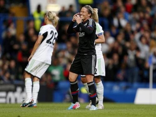 Pas de 3e titre européen pour les filles de l'OL