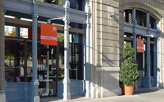 La librairie Decitre de la Place Bellecour - DR