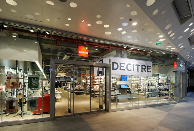 Le Lyonnais Décitre, leader de la fronde contre le e-commerce de livres