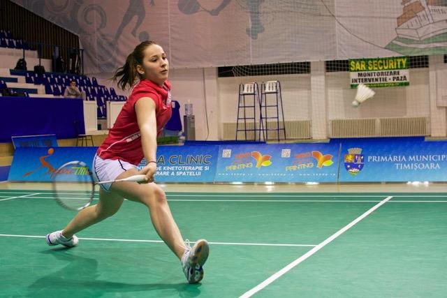 La Lyonnaise Delphine Lansac en lice pour les Championnats d'Europe de badminton