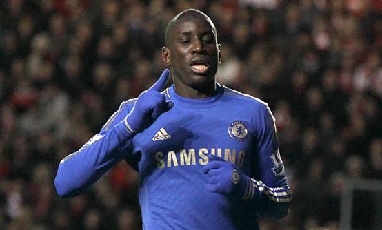 Mercato : Demba Ba (Chelsea) a été snobé par Lyon