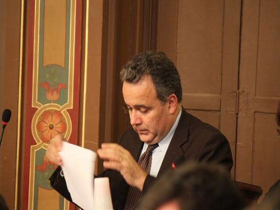 Denis Broliquier lance une pétition pour évacuer le camp d'Albanais sous l'autopont de Perrache