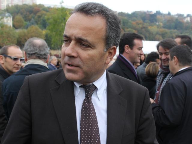 Camp d'Albanais de Perrache : Denis Broliquier regrette la fin de non recevoir de Manuel Valls