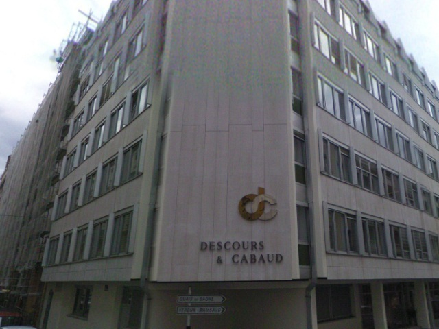 Descours & Cabaud rachète BMG Metals