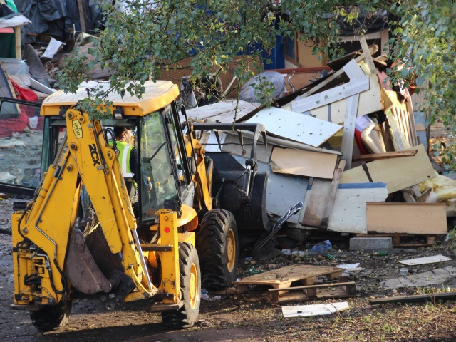 Villeurbanne : expulsion d'un camp de Roms près du Transbordeur