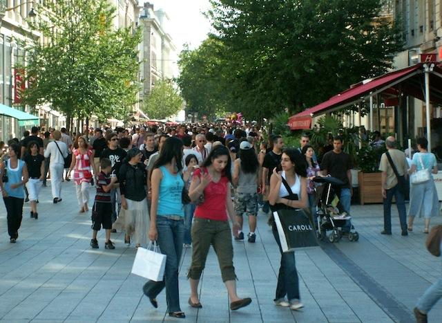 La population du Rhône en hausse