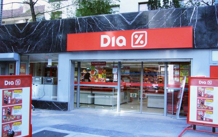 Casino va reprendre des magasins Dia lyonnais cédés par Carrefour