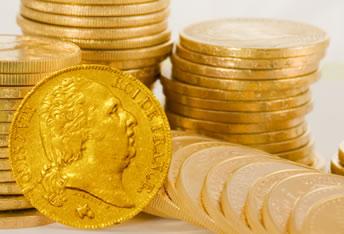 Une quinzaine de pièces d'or volées à Saint-Priest