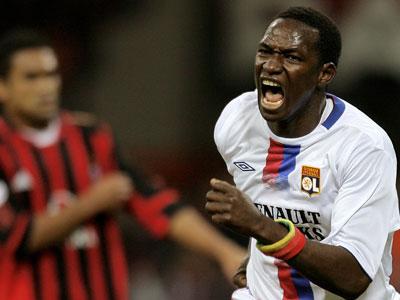 Mahamadou Diarra s'entraine avec l'OL