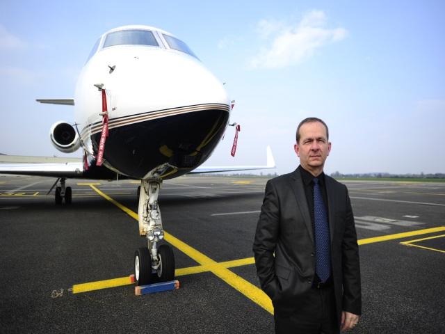 L'aéroport de Lyon-Bron a un nouveau directeur