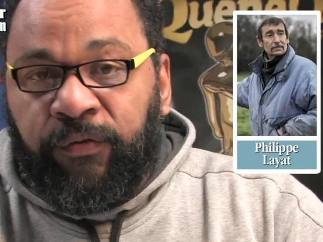 Dieudonné soutient l'agriculteur exproprié de Décines dans sa dernière vidéo