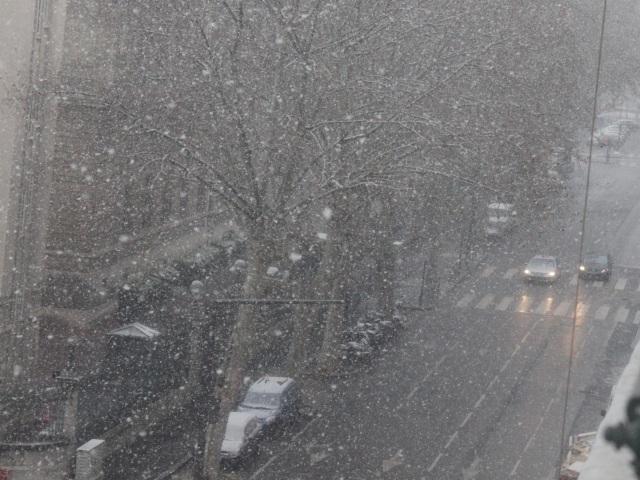 Neige à Lyon : le dispositif levé, pas d'impact majeur sur la circulation