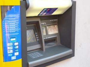 Attaque d'un distributeur automatique de billets à Corbas