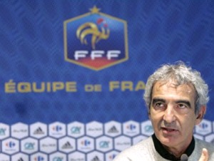 Raymond Domenech - Photo LyonMag.com