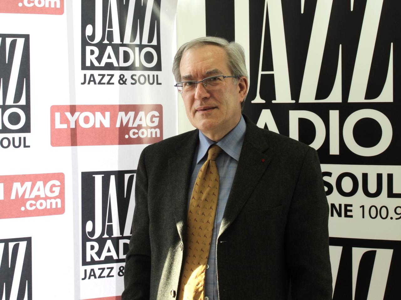 Dominique Deroubaix - LyonMag.com