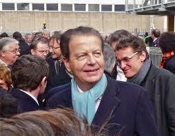 Le député du Rhône Dominique Perben - Photo Lyonmag.com