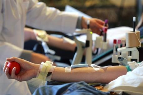 La Journée mondiale des donneurs de sang à l'honneur à Lyon