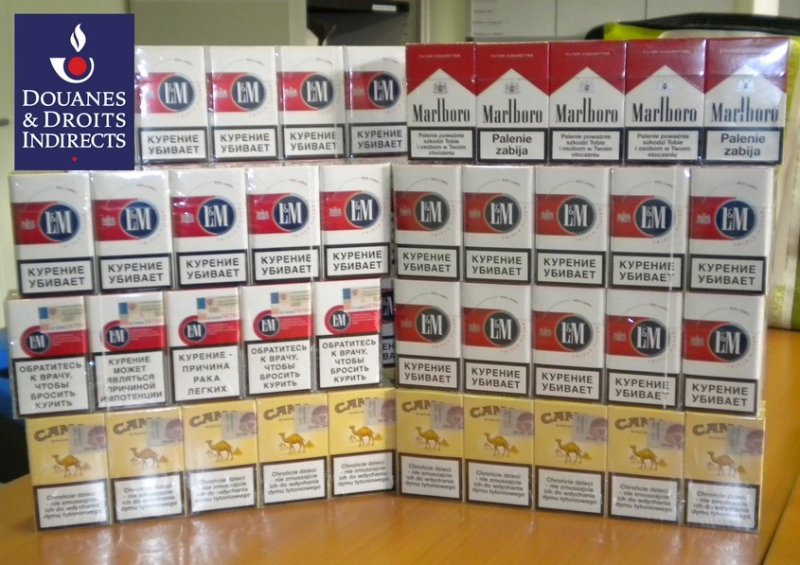 Une épicerie de Rillieux épinglée par la douane pour un trafic de cigarettes