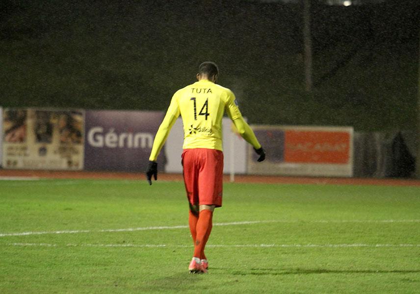 National 1 : l'AS Duchère s'incline à Cholet (3-1)