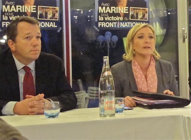 Marine Le Pen pourrait perdre son immunité parlementaire pour des propos tenus à Lyon