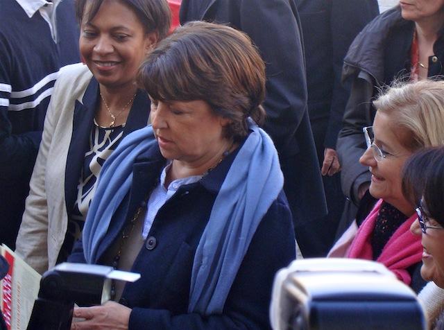Primaires socialistes : les pro-Aubry du Rhône renchérissent