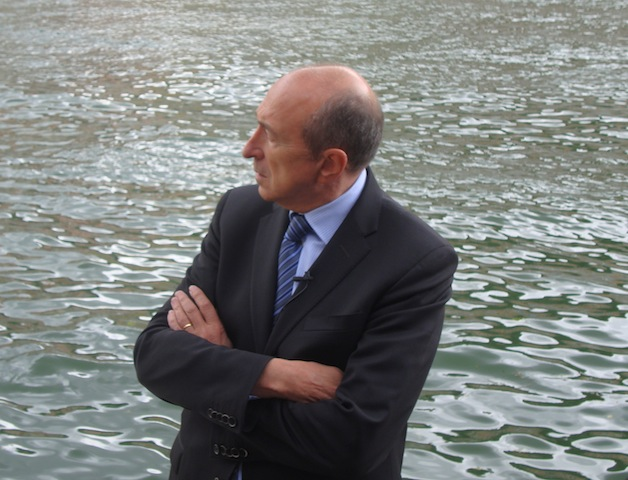 Présidentielles 2012 : Collomb interroge Bayrou