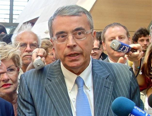 """Clash à la Région : Queyranne """"humilié"""" par les élus Verts... de sa majorité !"""