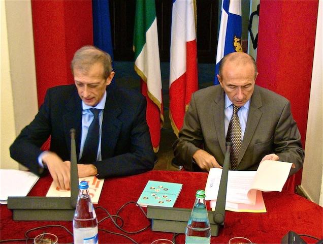 Les relations entre Lyon et Turin vont bon train