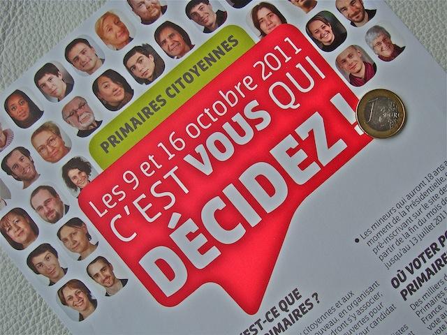 Rhône : la cagnotte des Primaires envoyée à Paris dès lundi