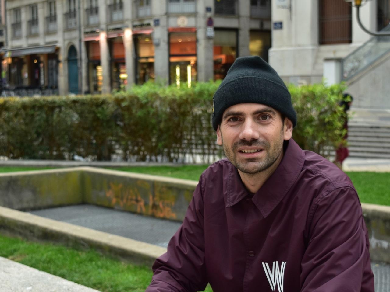 JB Gillet skateur professionnel - LyonMag